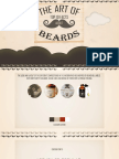 Art of Top Ten Facts about Beards
