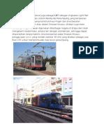 Kereta API Ringan