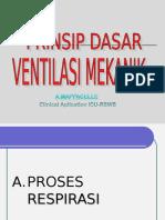 179128939 Ventilasi Mekanik 1 Ppt