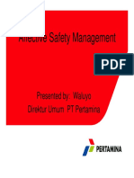 Affective Safety Management