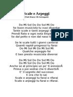 Scale e Arpeggi_Gli Aristogatti
