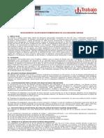 Regulación de Los Descansos Remunerados en La Legislación Laboral