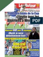LE BUTEUR PDF du 12/04/2010