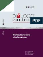 Multiculturalismo e Indigenismo