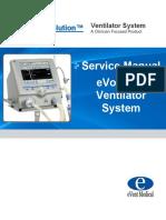 Event Medical - Evolution (Service Manual)