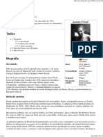 Lucian Freud – Wikipédia, A Enciclopédia Livre