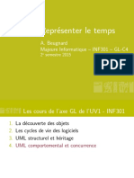 UML Comportemental Et Concurrence