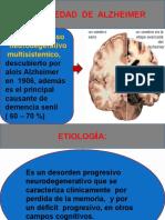 Alzheimer Defenza