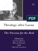 Theology After Lacan the Passion for the Real