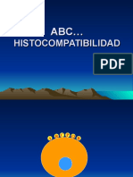 ABC Histocompatibilidad