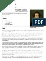 Vincenzo Bellini – Wikipédia, A Enciclopédia Livre