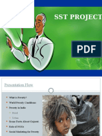 Project on Poverty in India
