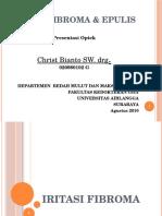 Epulis & Iritasi Fibroma Optek