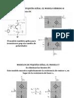 Clase de Transistores (Amplificadores BJT)