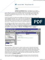 VBA - Visual Basic for Aplications