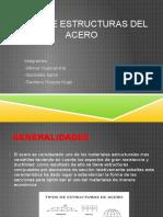Tipos de Estructuras Del Acero