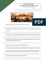 Ficha de Leitura - Os Lusiadas - Concilio Dos Deuses-1