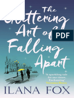 The Glittering Art of Falling Apart by Ilana Fox Extract
