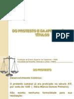 SEMINARIO- Processo Civil