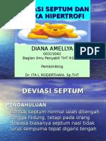 Deviasi Septum Slide