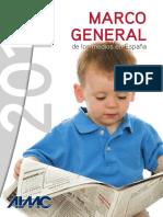 Marco General de los Medios de Comunicación en España 2016
