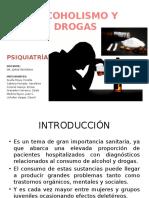 Alcoholismo y Drogas