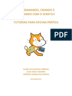Tutorial Oficina Scratch