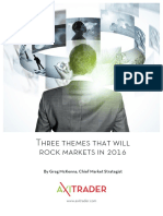 Three Themes That Will Rock Forex Markets in 2016