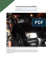 EDH - Militares Denuncian Persecución Política - 02 02 16