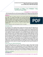 Implementation of Wallace Tree Multiplier Using adders.docx