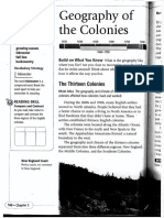 middle colonies textbook passage