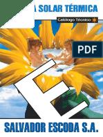 [Architecture eBook] Manual Tecnico de Energia Solar Termica - Salvador Escoda