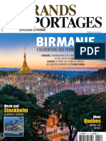 Portada Grands Reportages - Février 2016