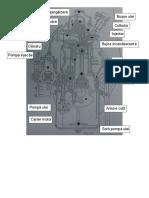 Schema Motor naval