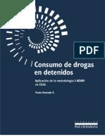 Consumo de Drogas en Detenidos