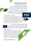 European Union Fact Sheet