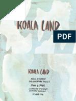 Koala Land Report Nov2014