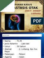 Metastasis o Tak
