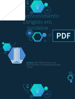 Apresentação - Desenvolvimento Dirigido Em Modelos