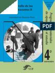 Programa Desarrollo de los Adolescentes II