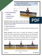Lec 16 Highway Engineering - Flexible Pavemen Design