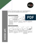 Manual Madera Wpc