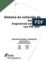Manual FM-200 Espanol