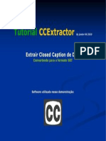Tutorial Extrair Closed Caption DVD Para SRT