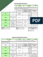 APR Analise Preliminar de Riscos