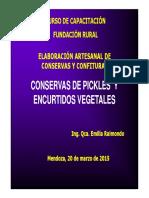 05 Aceitunas y Pickles