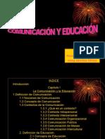 Diapositivas Educacion y Comunicacion
