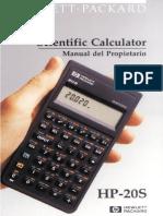 HP 20S