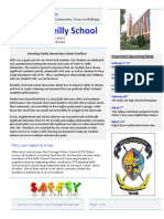 parent newsletter - safety
