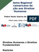 Apresentação PPGM Sistema Regional Interamericano DH 2011.ppt